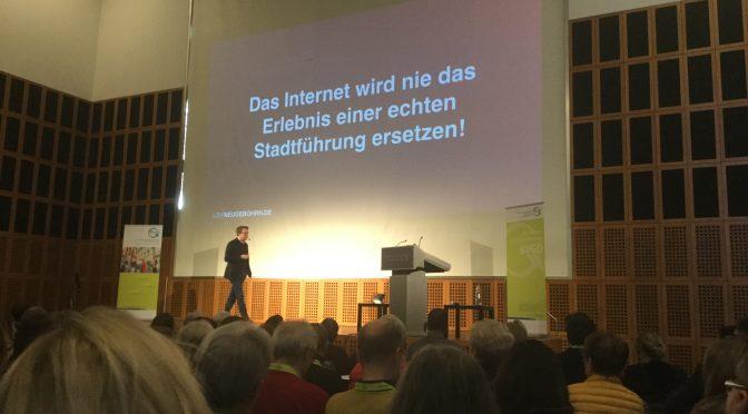 """Der 4. Deutsche Gästeführertag in Köln bringt """"Gästeführer in die digitale Welt"""""""
